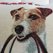 I'm Ready Lets Walk Tapestry Cushion Cover - Free Shipping