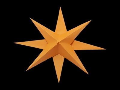 Paper craft decoration star kits 2019 | 1 minute paper ninja star kits | Ninja star kits for kids