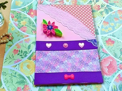 Beautiful Handmade Birthday card - quilling, greeting card, craft paper - COCO Art&Craft