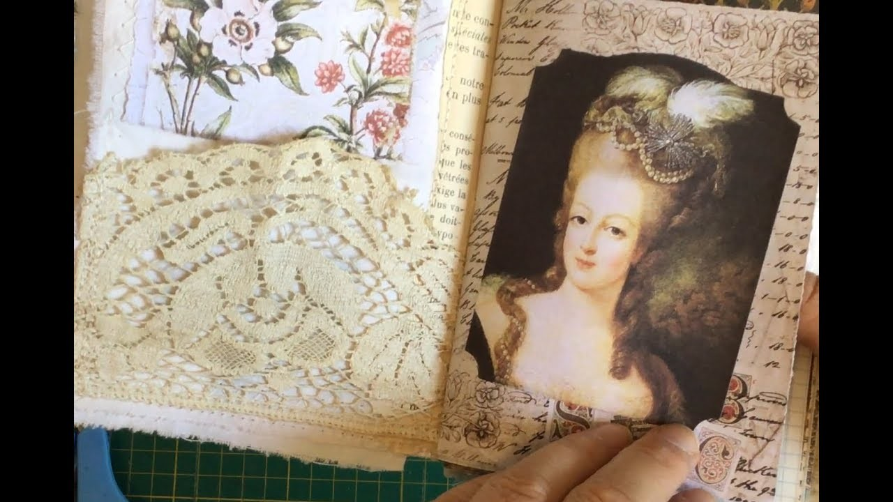 Craft with me | the 100 day project | day 83 DT for Medieval mirage
