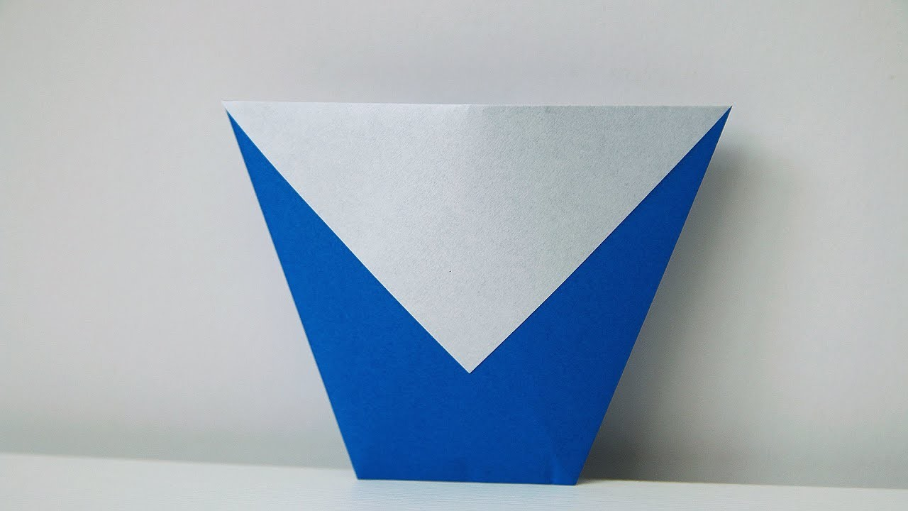 DIY 26 | ???? Origami Cup ???? - Traditional designs