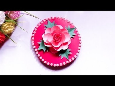 DIY friendship Day card. How to make friendship special card