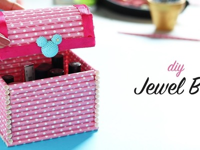 DIY Jewel Box | Storage Box | Craft Ideas