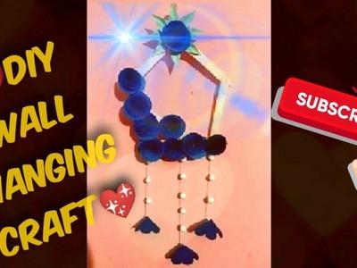 DIY Wall Hanging Craft