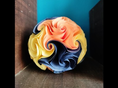 Origami ball | paper craft