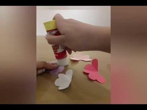 Ruže od papira!-Diy paper roses