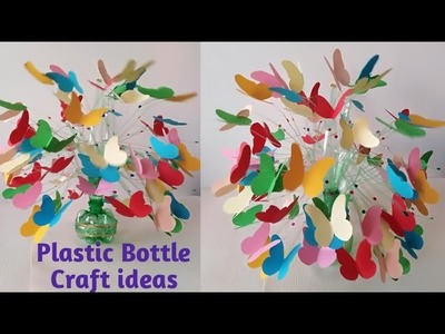 Simple and Easy Plastic Bottle Craft Idea