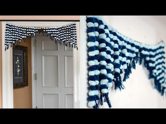 WOW !!! DIY Home Decoration Idea || Woolen CRAFT