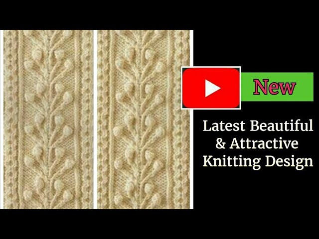Beautiful Knitting Pattern For Ladies Cardigan And Baby Sweater (in hindi)