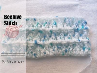 Crochet: Beehive Stitch