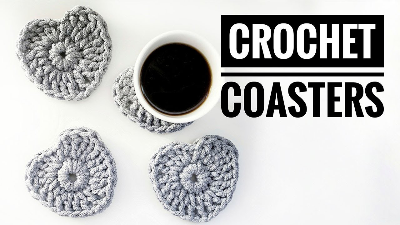 Crochet Coaster for Beginners