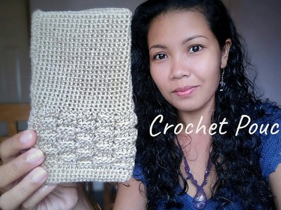 Crochet Pouch | Crochet Cellphone Pouch DIY