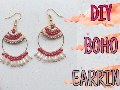 DIY Boho Earrings ????