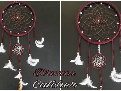 DIY Dream Catcher|| How To Make A Dream Catcher Step By Step Tutorial ||