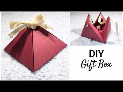 DIY Gift Box.Friendship Day Gift Ideas.Birthday Crafts.Gifts For Best Friend.Paper Craft Ideas