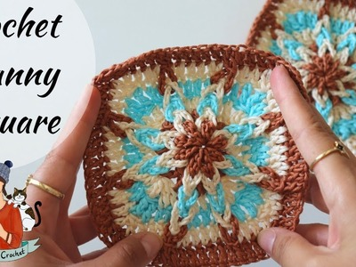 How To Crochet A Different Granny Square