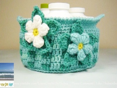 How To Crochet A Nutraceuticals Basket