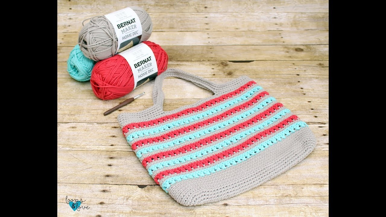 How to Crochet Criss Cross Stitches and SC in Back Loops