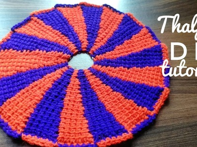 HOW TO CROCHET THALPOS | EASY AND SIMPLE FOR BEGINNERS |