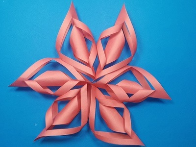 How to make easy flower with paper | DIY Origami