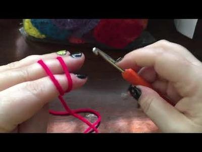 July 2019 Crochet Along Part 1