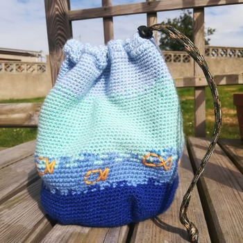 Large Dice Bag/Accessory bag