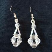 Handmade Simple Earrings Jewellery