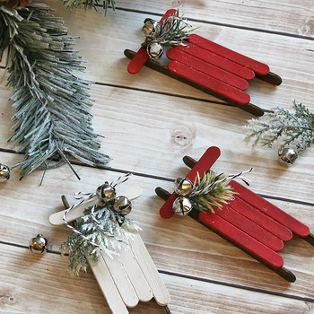 Mini Sleigh Decoration
