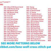 CRAFTS Noahs Ark Cross Stitch Pattern***LOOK***