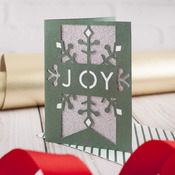 Joy Christmas Card