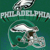 Philadelphia Eagles Cross Stitch Pattern***LOOK***