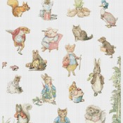 counted cross stitch pattern The world of potter 238*337 stitches CH1020