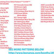 CRAFTS Peanuts Ice Skateing Cross Stitch Pattern***L@@K***
