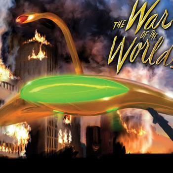 War Of The Worlds Cross Stitch Pattern***LOOK***X***INSTANT DOWNLOAD***