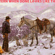 CRAFTS A Cowboys Life Cross Stitch Pattern***LOOK***Buyers Can Download Your Pattern As Soon As They Complete The Purchase