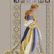 ( CRAFTS ) Celtic Autumn Cross Stitch Pattern***L@@K***Buyers Can Download Your Pattern As Soon As They Complete The Purchase