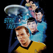 CRAFTS Star Trek Cross Stitch Pattern***LOOK****Buyers Can Download Your Pattern As Soon As They Complete The Purchase