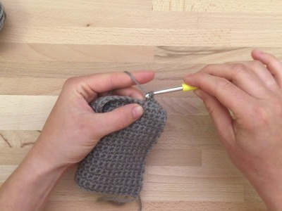 How to crochet -  Single Crochet