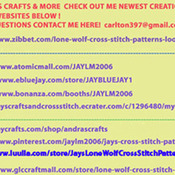 CRAFTS Horses In Snow Cross Stitch Pattern***LOOK***