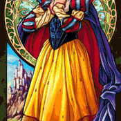 ( CRAFTS )  Snow White Cross Stitch Pattern***L@@K***Buyers Can Download Your Pattern As Soon As They Complete The Purchase