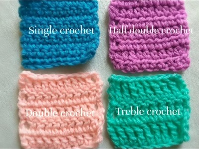 Basic Crochet Stitches For Beginners by Rashami Sarode Pradhan Online Embroidery Wool and Yarn Store