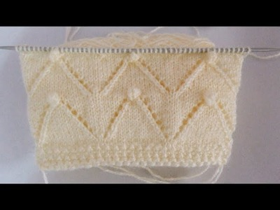 Beautiful And Easy Knitting Pattern For Ladies Cardigan. Sweater
