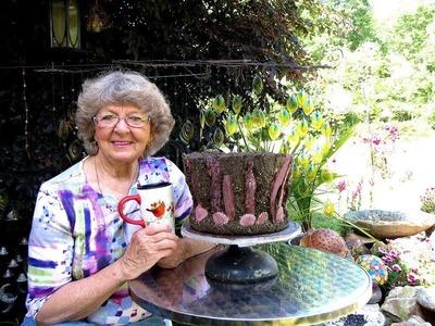 How to make Hypertufa Flower Pot  in Ga.U.S.A.