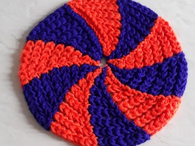 How to make woolan Doormat