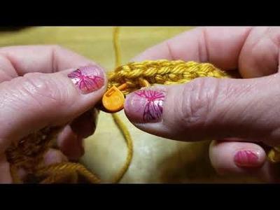 Square 1 Single Crochet