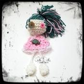 PATTERN: Cutesie Dolls Amigurumi Crochet Pattern By GothDollie