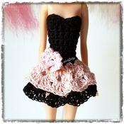 PATTERN: La Dee Da Doll Pixie Dress by GothDollie