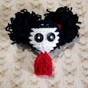 PATTERN: Worry Dolls Amigurumi Crochet Pattern By GothDollie
