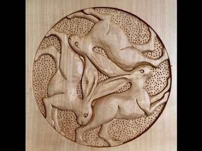 How to Carve a Relief Carving