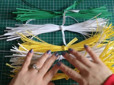 How to cut the paper for Quilling.Manual Paper Shredder.Handmade Quilling strips. Fasii de Hartie